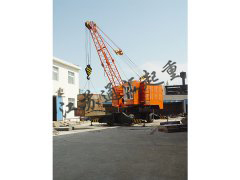 Model-DLQ Electric Wheel Crane